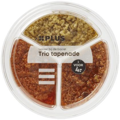 Trio tapenade (200g)