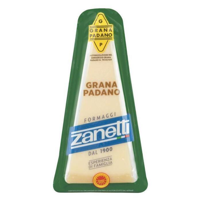 Zanetti Grana padano stukje (200g)