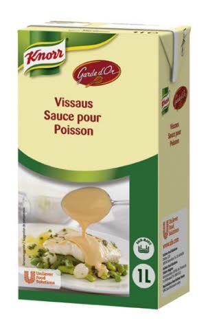 Knorr Garde d'Or Vissaus (6 × 1L)