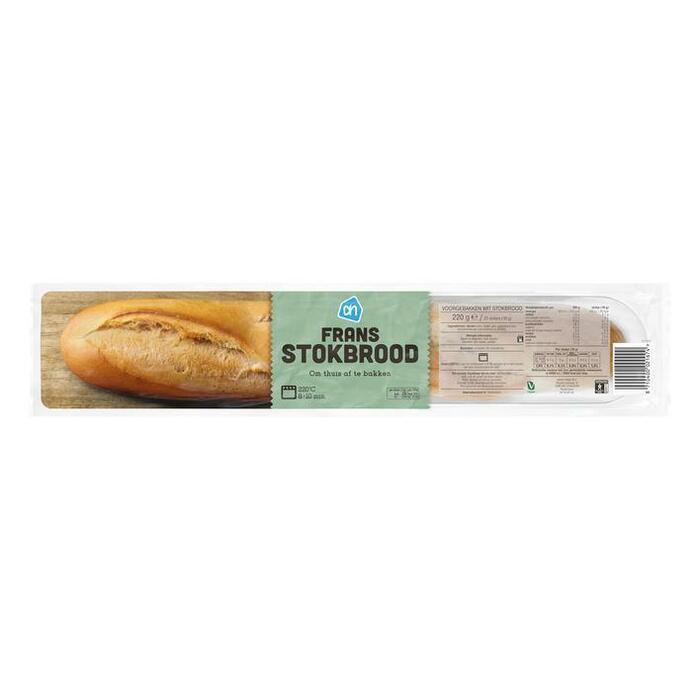 Wit stokbrood (stuk, 220g)