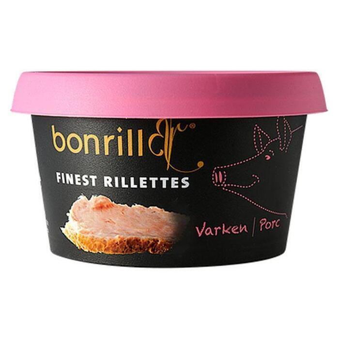 Bon Rill Varkensrillette (175g)