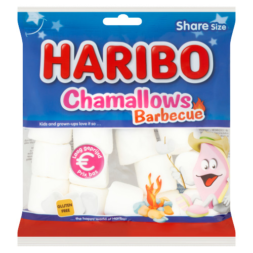 Haribo Chamallows Barbecue Share Size 100 g (100g)