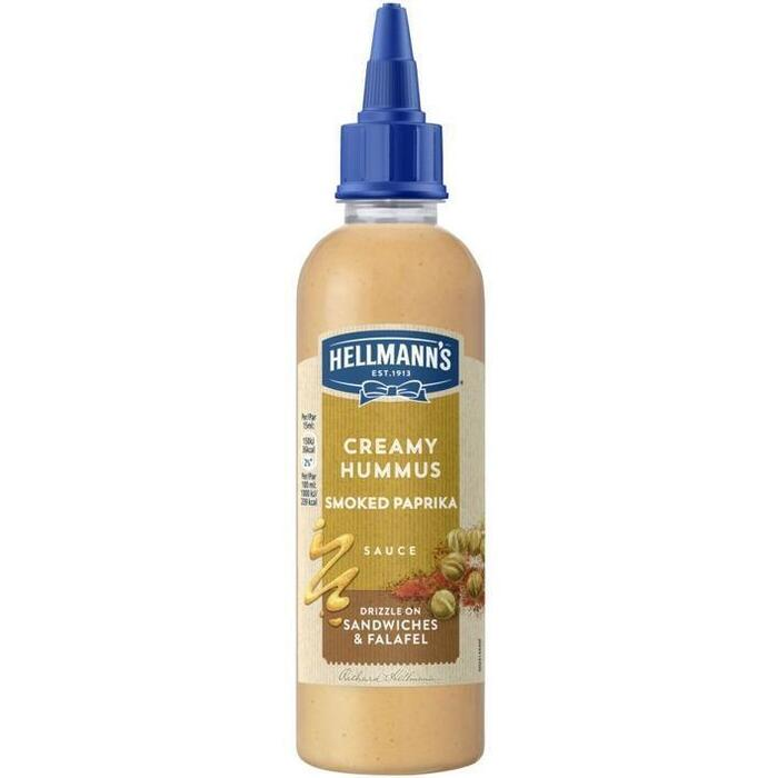 Hellmann's Dressing hummus (215ml)