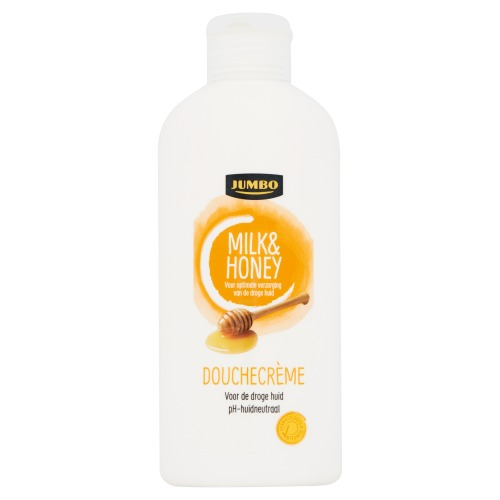 Jumbo Milk & Honey Douchecrème 250ml (250ml)
