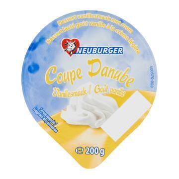 Toetje met room vanille (200g)