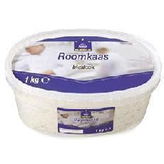 Roomkaas biesl./kruiden (1kg)