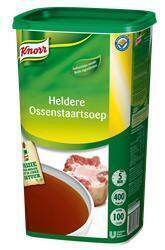 Knorr Heldere Ossenstaartsoep 1.5KG 6x (6 × 1.5kg)