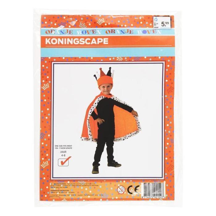 Folat Koningscape kind