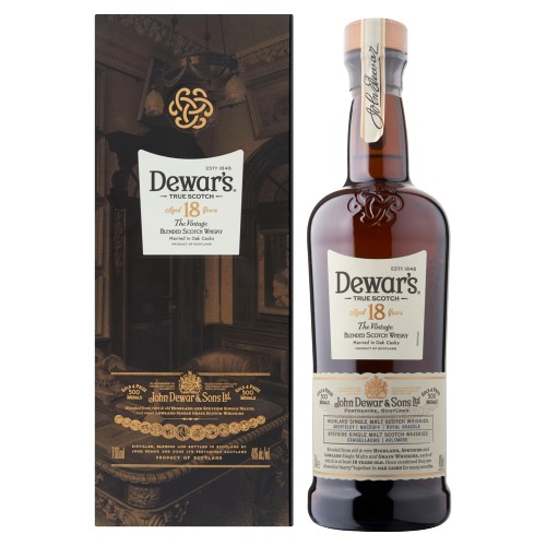 Dewar's Founders Reserve 18 Years Whisky 700 ml (0.7L)