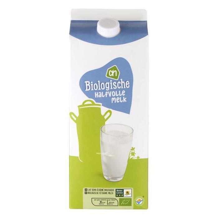 Halfvolle melk (pak, 1.5L)