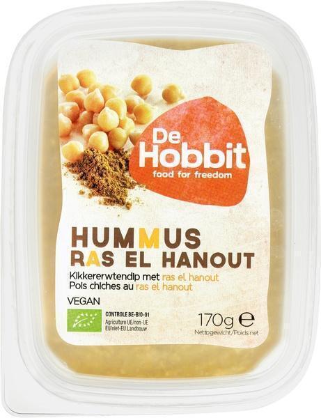 Hummus Ras el Hanout (170g)