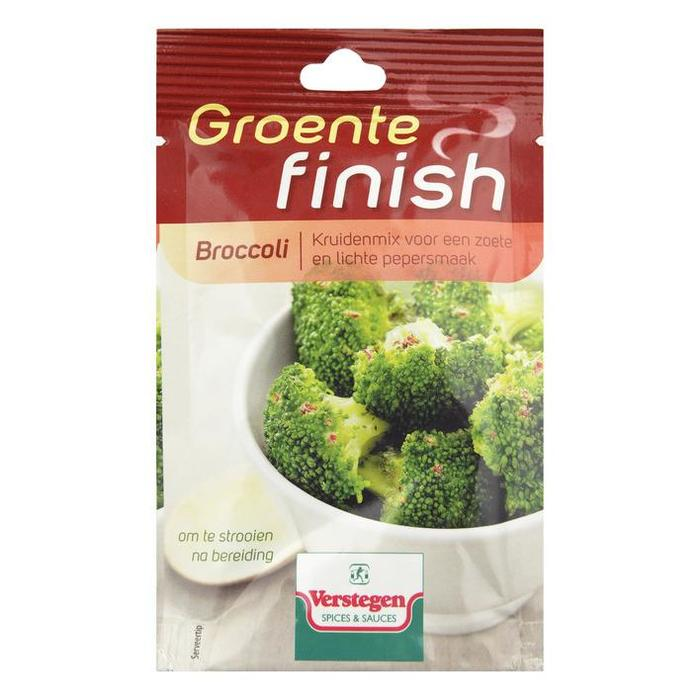 Verstegen Groente Finish Broccoli 10 g (10g)