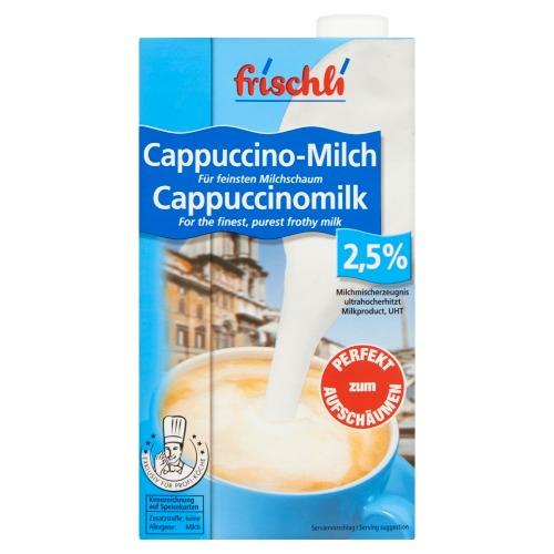 Frischli Cappuccinomilk 1 Liter (1L)