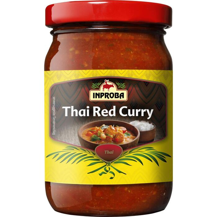 Rode curry (200g)