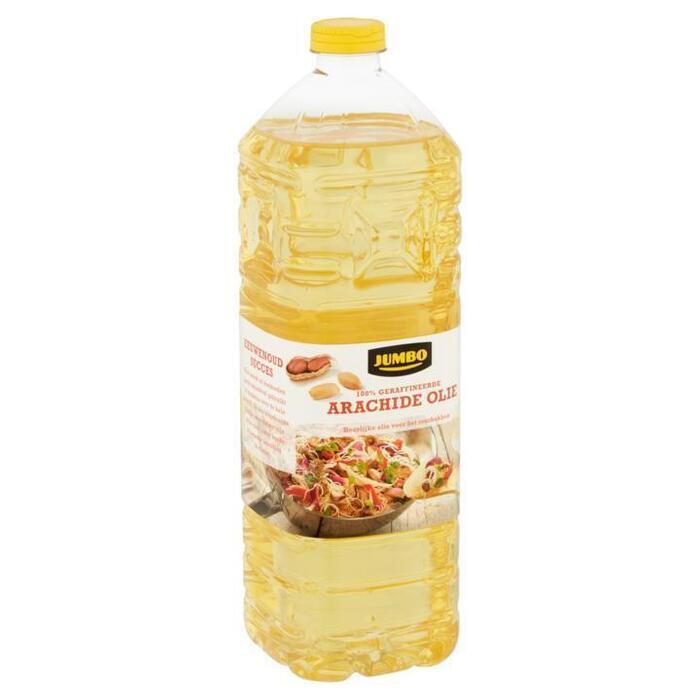 Arachide Olie (fles, 1L)