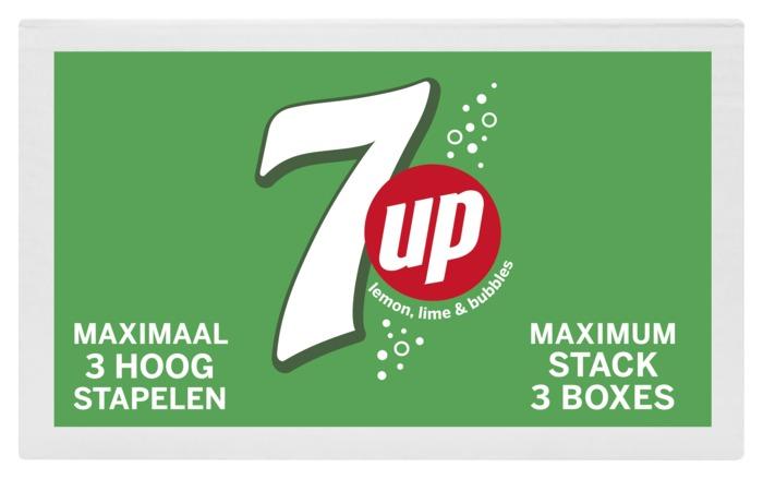SEVEN UP 1000cl box (10L)