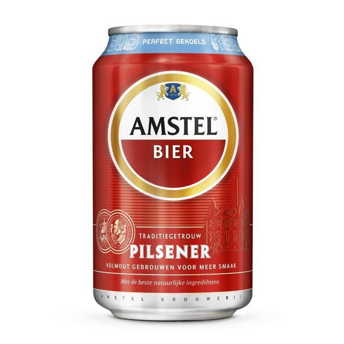 Amstel Bier Pilsener (rol, 33 × 33cl)