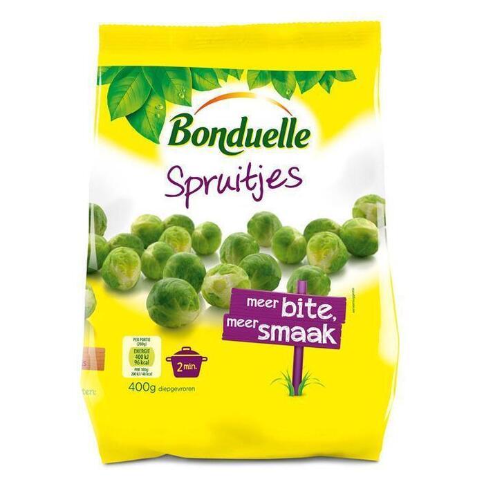 pure spruitjes (zak 400g) (400g)