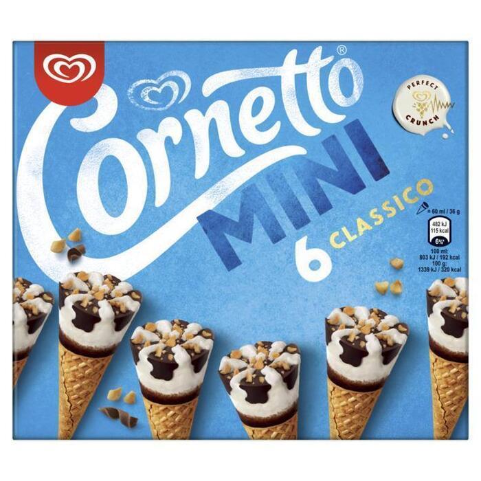Cornetto mini classico (Stuk, 36cl)