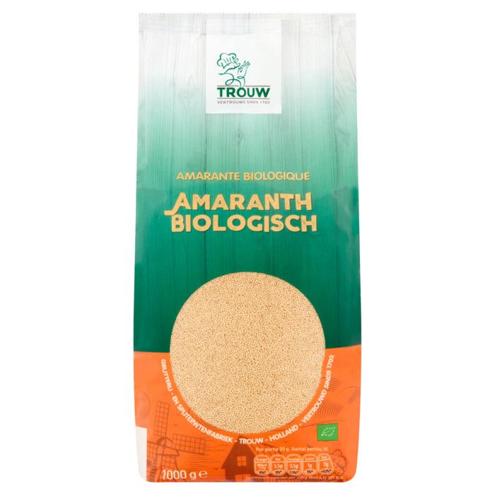 Trouw Amaranth Biologisch 1000 g (1kg)