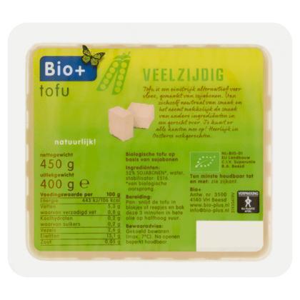 Bio+ Tofu (450g)