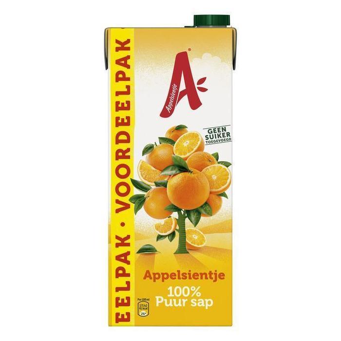 Sinaasappelsap (Stuk, 1.5L)
