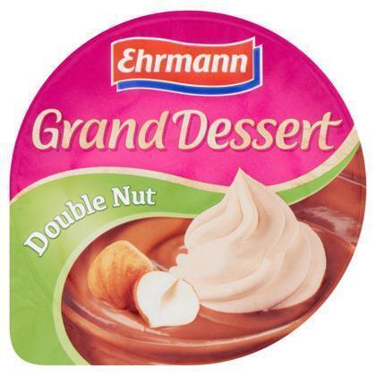 Ehrmann Grand dessert double nut (190g)