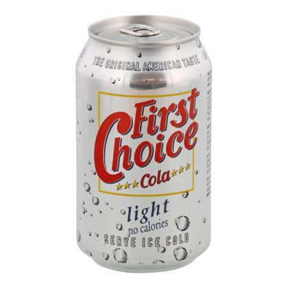 First Choice Cola Light (rol, 33 × 33cl)
