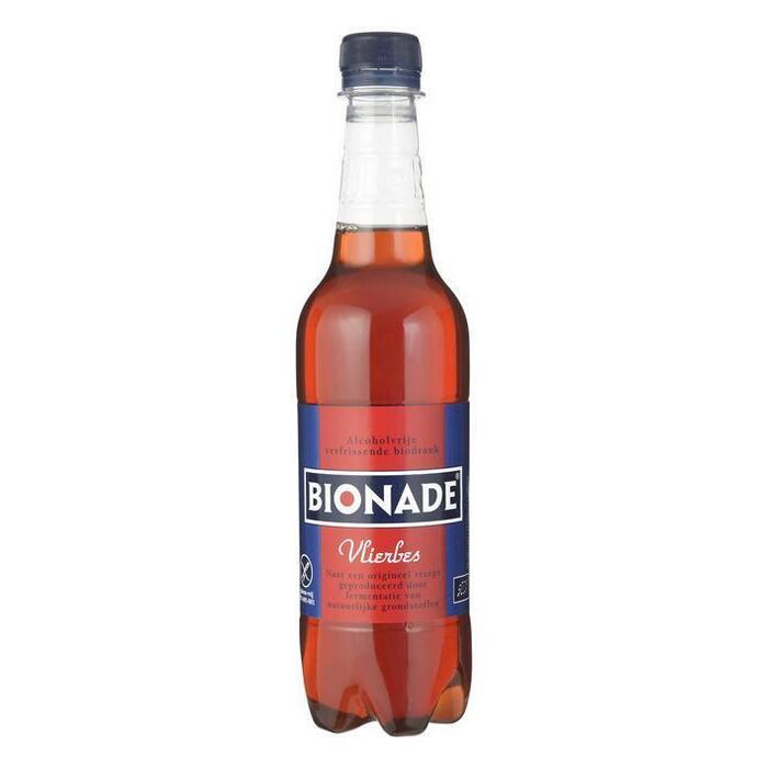 bionade vlierbes (glas, 0.5L)