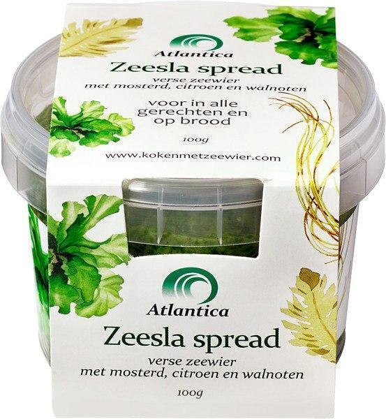 Zeewier Zeesla spread (100g)