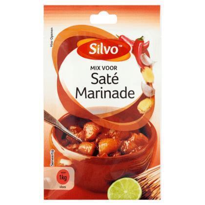 Mix voor sate marinade (35g)