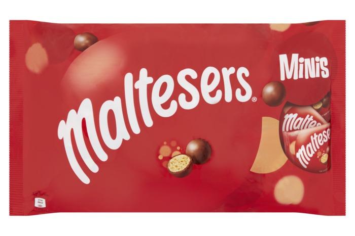 Maltesers Mini's (zak, 13 × 19.6g)