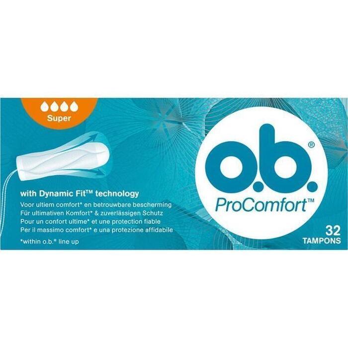 OB Pro comfort super