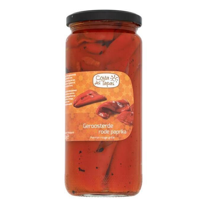 Enrico® Geroosterde Rode Paprika 465 g (465g)