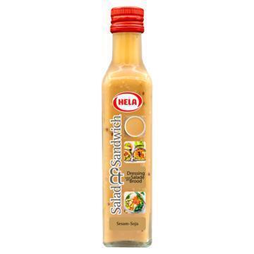 Hela Salad & sandwich sesam-soja (250ml)