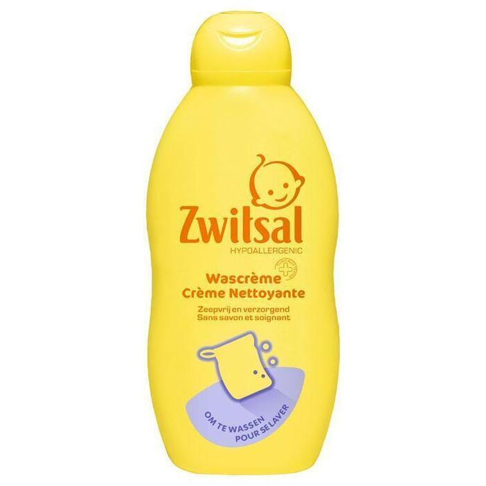 Zwitsal Baby wascrème (200ml)