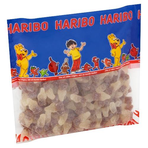 Haribo Mini Cola Zuur 1 kg