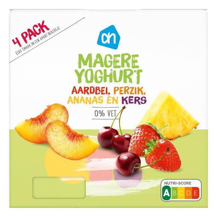 Magere yoghurt fruit (500g)