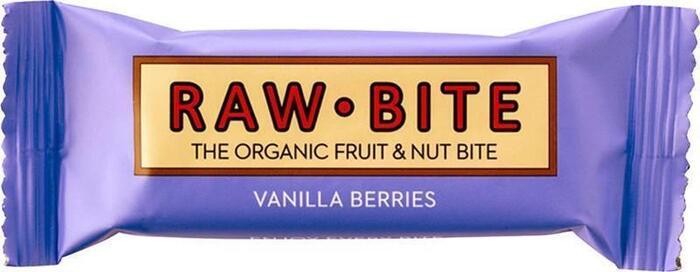 Fruit & nut bite vanilla berries (50g)