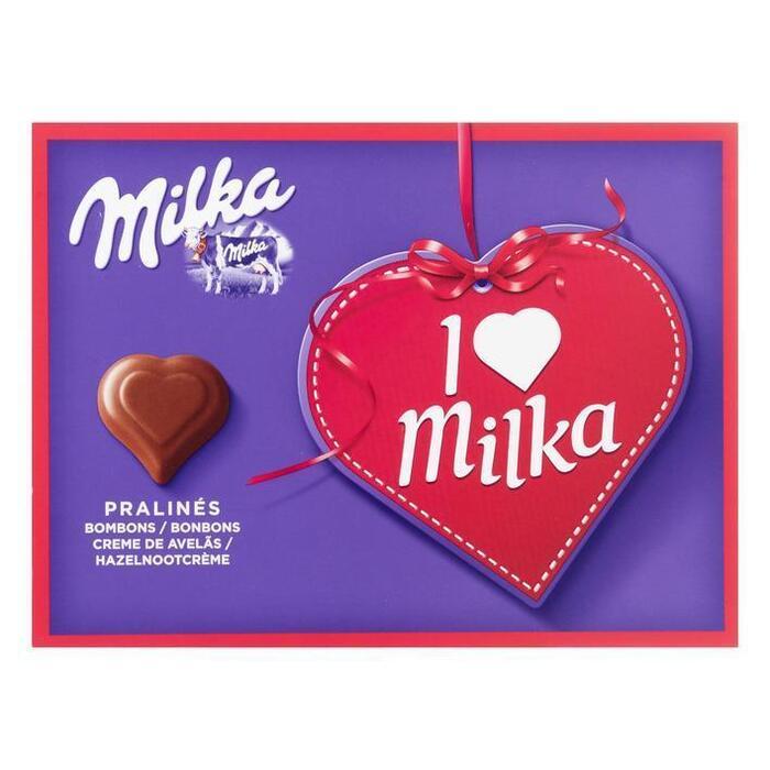 I Love Milka Pralinés (110g)