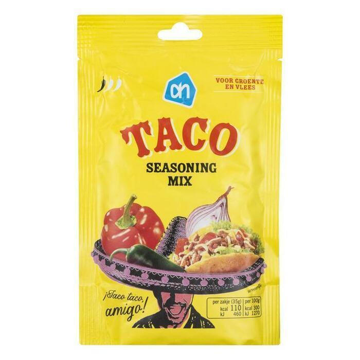 Taco seasoning mix (zak, 35g)
