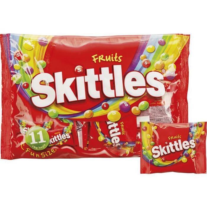 Skittles Fruits (zakjes, 200g)
