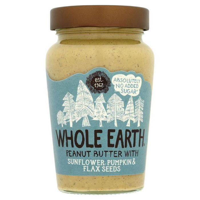 Whole Earth Peanutbutter sunflower pumpkin seeds (340g)