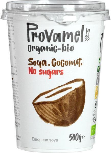 Soja-Kokos (bak, 500g)