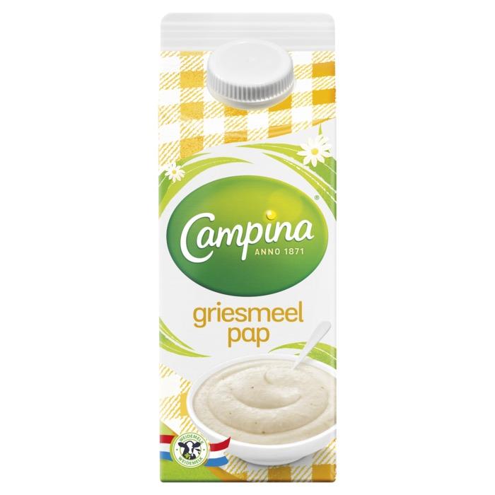 Griesmeelpap (pak, 750g)