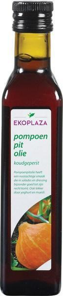 Pompoenpitolie (fles, 250ml)