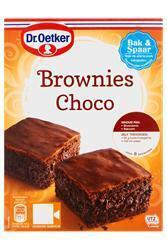 Mix voor Brownies (Stuk, 360g)