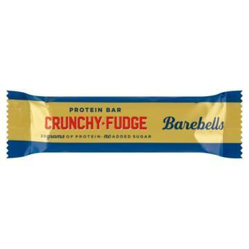 Barebells Protein Bar Crunchy - Fudge 55 g (55g)