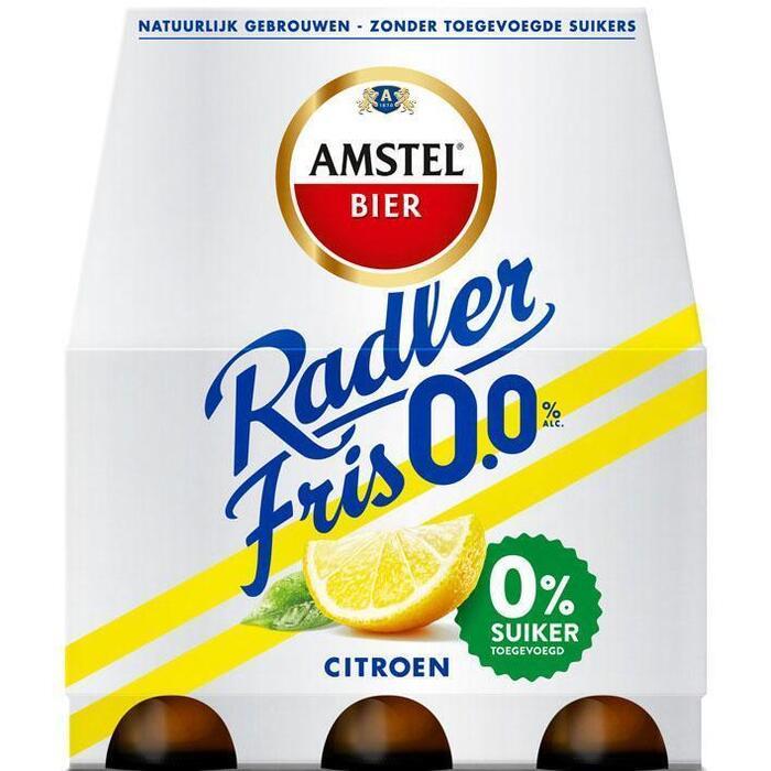Radler fris 0.0% (rol, 6 × 30cl)
