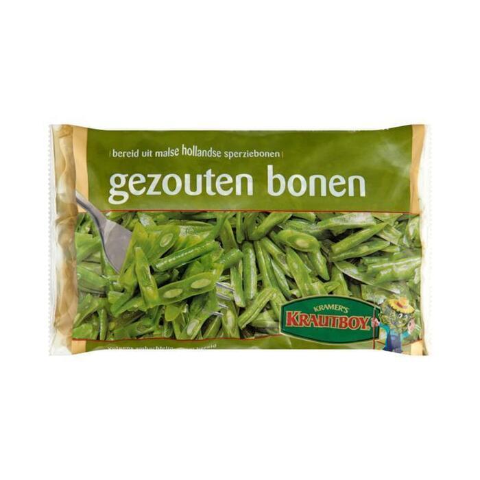 Krautboy, gezouten bonen (zak 500g) (500g)